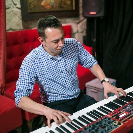 Nauka gry na pianinie, keyboardzie. ONLINE