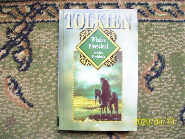 Władca pierścieni Tolkien