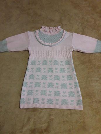 Продается туника на девочку 5-6 лет.