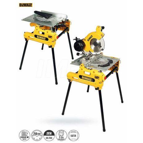 Pilarka stołowa 250mm 2000W odwracalna DeWalt  D2710XPS