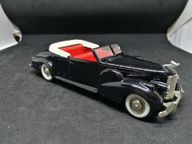 REXTOYS. CADILAC V16. CABRIOLET OUVERT 6. Раритет! Portugal. Масштаб 1