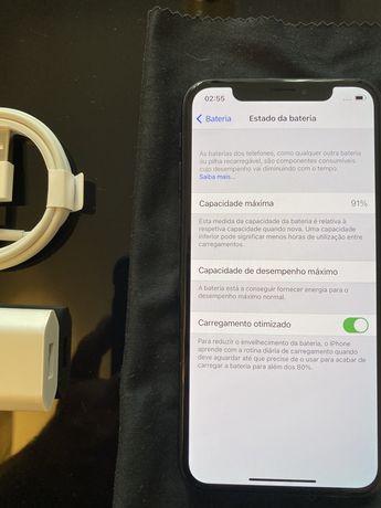 Iphone X como novo sem face id