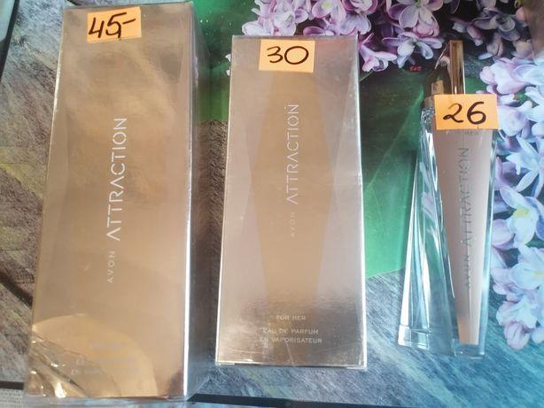 Perfumy Atraction i Today Avon