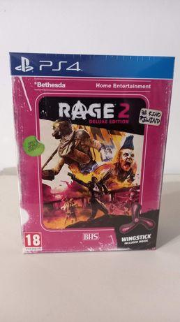RAGE 2 Deluxe Edition (PS4 - Selado)