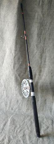 Удочки для рыбалки на кольцо. спининги