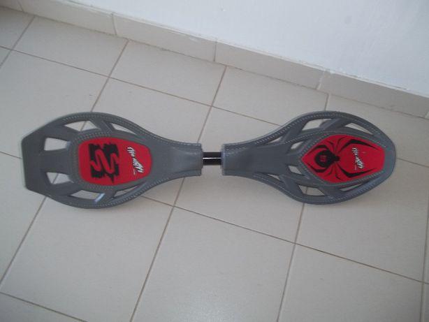 WaveBoard (Skate de 2 rodas)