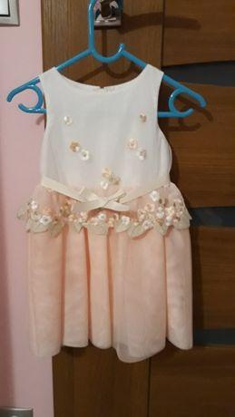 Sukienka Mayoral roz. 92 sukieneczka wesele komunia