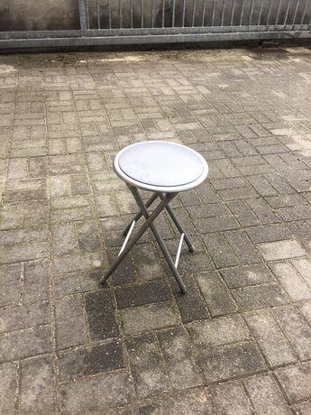 Krzesło taboret skladane