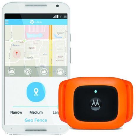 GPS dla zwierzaka Motorola Scout Traks G1