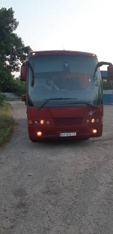 Автобус iveco туристический