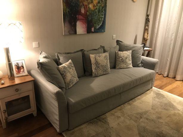 Sofá cama IKEA como novo