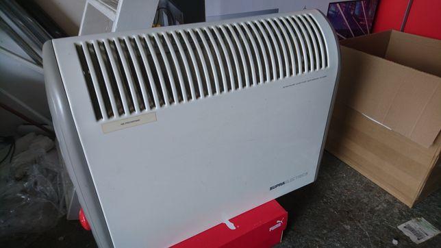 Kaloryfer supra electric 1500w dwie moce termostat z regulacją temp