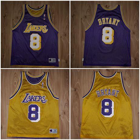 Koszulka Champion L 44 Lakers Kobe Bryant 8 NBA