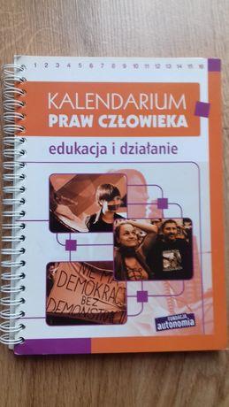 Kalendarium Praw Człowieka. Edukacja i działanie