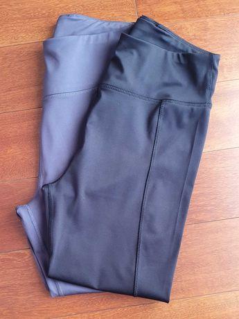 Pack 2 leggings desportivas