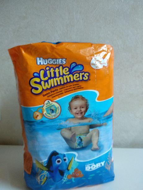 Подгузники для бассейна Huggies Little Swimmers 5-6 (12-18 кг)