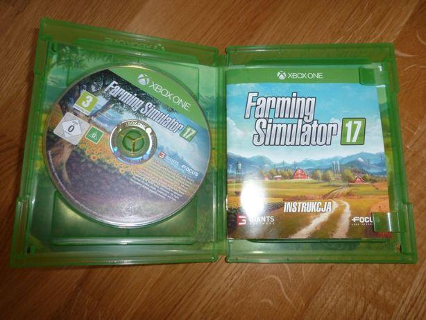 Gra Farming Simulator 17 PL Polska Wersja Xbox One