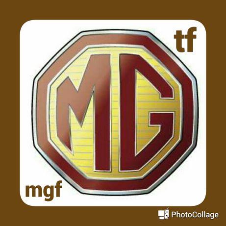 Tudo para o seu MG MGF ou TF