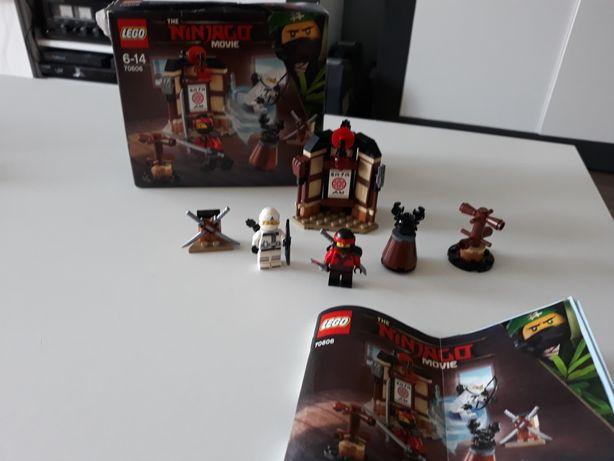 Klocki LEGO ninjago movie 70606 Trening Spinjitzu