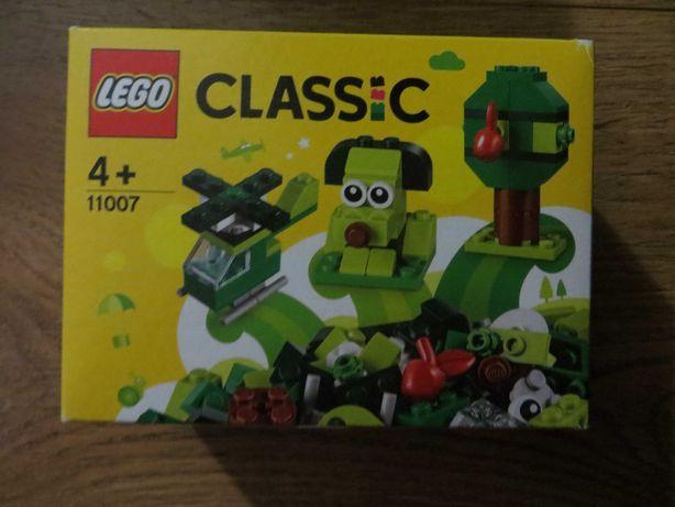Конструктор LEGO Classic 11007 Зеленый набор для конструирования
