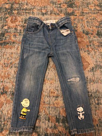 Spodnie chłopięce Zara, rozmiar 104