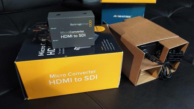 Конвертер Micro Converter HDMI to SDI - BLACKMAGIC - оригинал