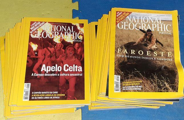 Coleção National Geographic * livros