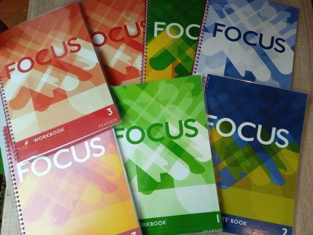 Focus все части 1,2,3,4
