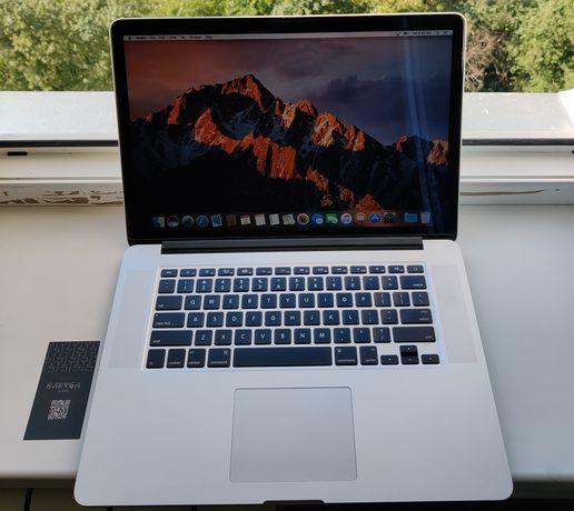 Apple MacBook Pro Retina 15 2,3GHz i7 3615QM 16/256gb GT650m Mid 2012(