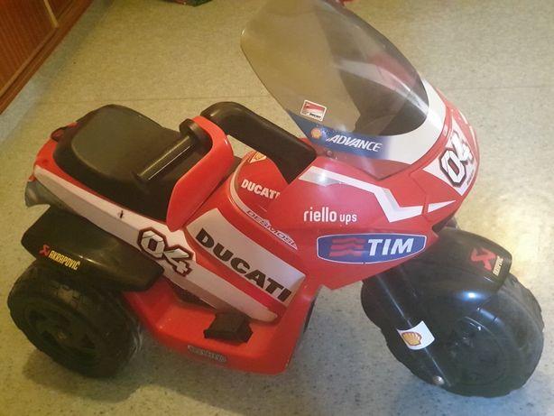 Vende mota elétrica chico Ducatti