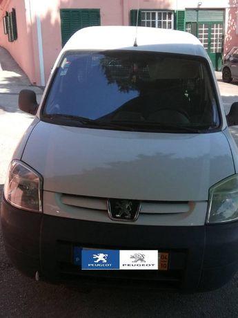 2004 Peugeot Partner 1.9D A/C, DA