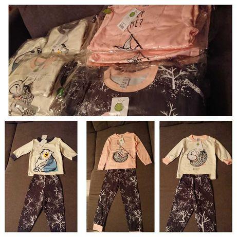 Детские пижамы разных размеров (мальчик,девочка)