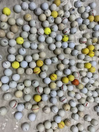 Vendo bolas de golfe