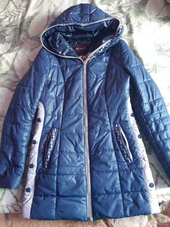 Женское пальто (осень-зима) в идеальном состоянии