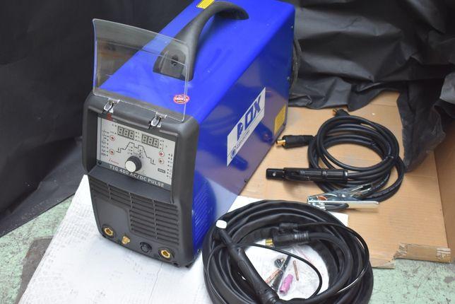 Máquina de soldar Ox Tig 400 AC/DC Pulse