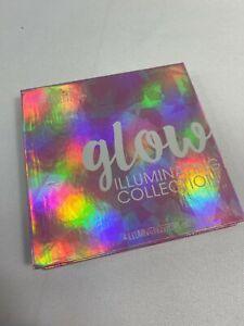 Nowa paletka 4 rozświetlaczy Glow Illuminating Collection Unicorn
