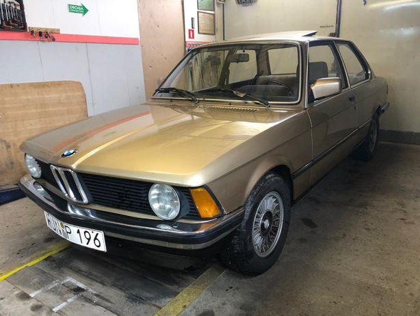 BMW 315 E21 Coupe 82r