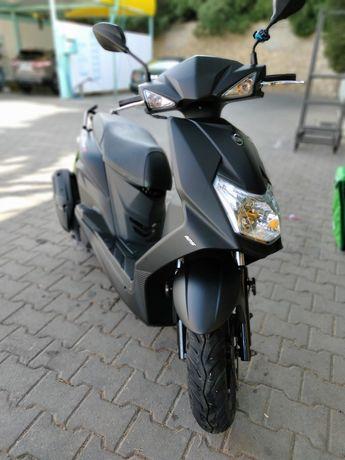 Moto Sym Orbit 3 125 poucos quilómetros