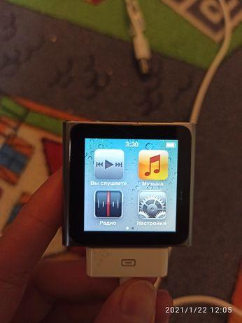 MP3 плеер APPLE iPod nano сенсорный  16 gb