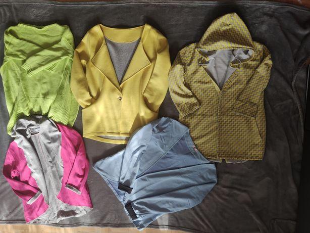 Bluza, blezer, żakiet, r. M, cena za komplet, wysyłka