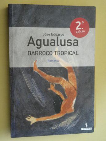 Barroco Tropical de José Eduardo Agualusa