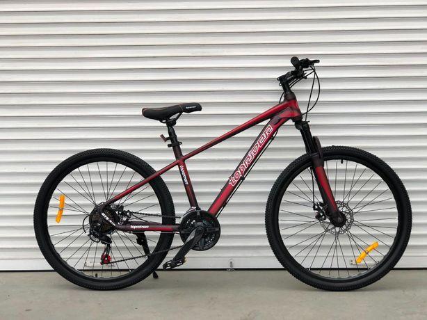 Горный облегченный велосипед Shimano Tourney 26-29, рама 16 алюминий
