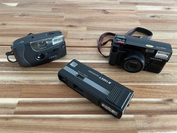 Câmeras fotográficas vintage