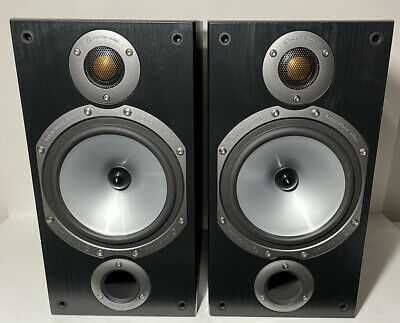 Colunas Monitor Audio Bronze 2 BR2 HIFI como novas