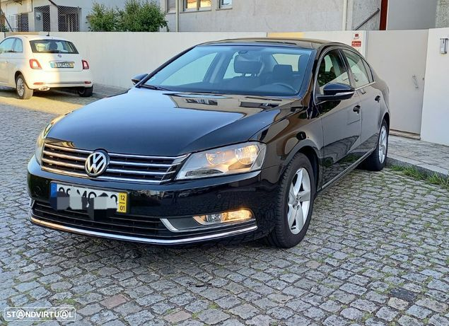 VW Passat 1.6 TDi Edition Conf.BM