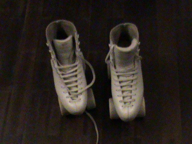 Patins de patinagem artística nº 37 (para figuras obrigatórias) Alvalade - imagem 1