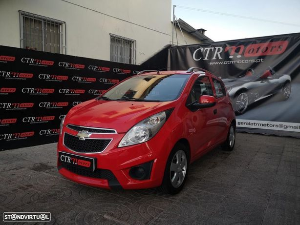 Chevrolet Spark 1.0 LS ESC