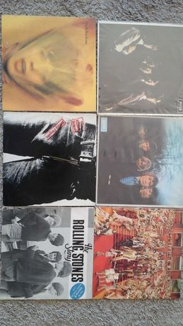 Rolling Stones. Discos de Vinil. LPs em Excelente estado