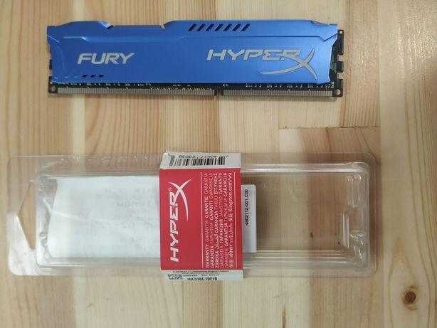 Pamięć ram 8 GB DDR3