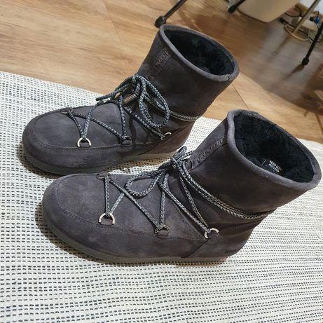 Buty zimowe moon boots